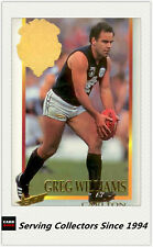 1995 Select AFL Series 1 All Australia Team Card Aa4 Ben Allan (hawthorn)