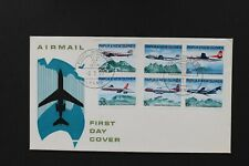 PAPUA NEW GUINEA 1970 FDC Australian and New Guinea air services