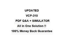 VMware Certified Professional VCP-310 QA PDF&Simulator