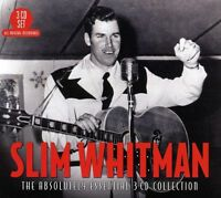 Slim Whitman - Absolutely Essential Collection [New CD] UK - Import