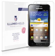 iLLumiShield Anti-Bubble/Print Screen Protector 3x for Samsung Galaxy Beam