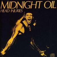 MIDNIGHT OIL Head Injuries (Gold Series) CD BRAND NEW