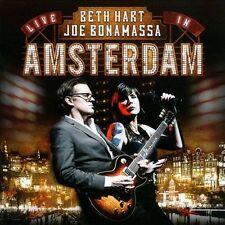 BETH HART/JOE BONAMASSA - LIVE IN AMSTERDAM (NEW CD)