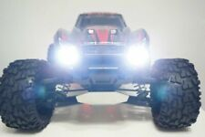 LED Headlamps+ Rear Taillight+Light Bracket For TRAXXAS X-MAXX Crawler Car Kit