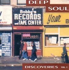 V.A. - DEEP SOUL DISCOVERIES Volume 1 - Best Soul CD