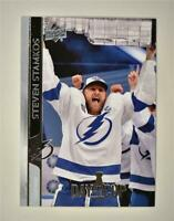 2020-21 UD Series 2 Day with The Cup #DC-23 Steven Stamkos- Tampa Bay Lightning