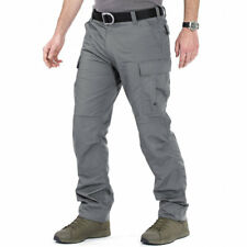 Pentagon BDU 2.0 Trousers Combat Cargo Tactical Police Hiking Work Pants Grey