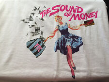 The Sound Of Money Valley View Casino Ca Tee T-Shirt Xl players club souvenir