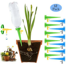 Watering Spikes Device Automatic Plants Self Water Drip Irrigation System 12Pcs
