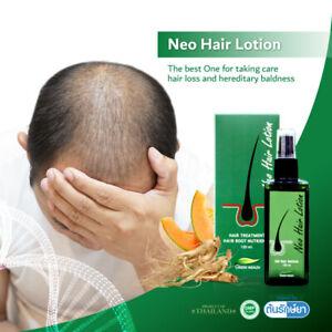 NEO Hair Lotion Longer Root Treatment Nutrients Sideburns Thai Herbal 120 ml