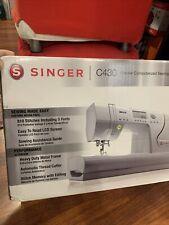 SINGER C430 Premier Computerized Sewing Machine NEW