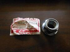 NOS Kawasaki KZ1300 KLT250 KZ1000 KZ1100 Flanged Lock Nut 18mm 92015-4024