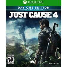 Just Cause 4 Day 1 Edition - Xbox One