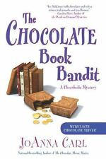 Chocoholic Mystery: The Chocolate Book Bandit 13 by JoAnna Carl (2013, Hardcove…