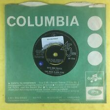 The Dave Clark Five - Bits And Pieces / All Of The Time - Columbia DB-7210 Ex