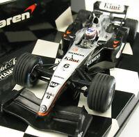 MINICHAMPS - F1 McLAREN Mercedes MP 4-19 - Kimi Räikkönen - EDITION 1:43 - 57