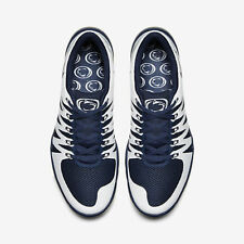 NIKE FREE TRAINER 5.0 V6 AMP PENN STATE NITTANY LIONS Size 14. 723939-410 tr1