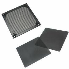 Black Wire PC Fan Cooling Mesh Dustproof Dust Filter Case Cover 120mm X 120mm