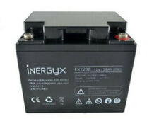 INERGYX FX1238 - Batterie VRLA / AGM étanche - 12V 38 AH