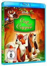 Disney - Cap und Capper auf Blu Ray NEU+OVP