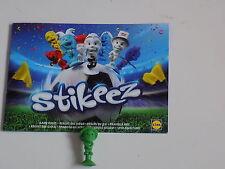 Stikeez Lidl-número 20 euro 2016 Irlanda