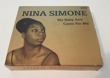 Nina Simone - My Baby Just Cares For Me - 2 CDs - VGC