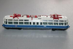 Fleischmann 7411 Triebwagen 491 001-4 Gläserner Zug DB Spur N