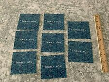 Eight James Jean Waves Thank You Placards Cards