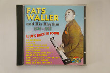 Giants of Jazz - Fats Waller and his Rhythm, Lulu´s Back in Town, CD(20