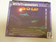 VARIOUS : Synthesizer Greatest - Gold  > VG (2CD)