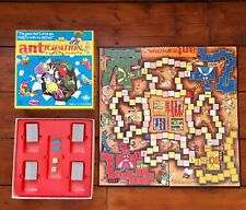 Anticipation Magnetic Ant Board Game Rare 1987 Vintage Retro Family game