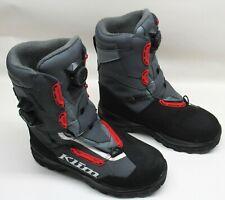 Klim Gray/Black/Red Adrenaline Pro GTX Boa Boots- 3107-001-011-1000
