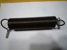 Feder, Zugfeder, Stahl ø 44 mm, Federpaket 165 mm lang d= 4,0 mm