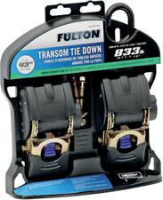 Fulton Performance FULTON 2060366 Transom Ratchet Tie Down - 2in x