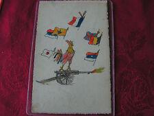 carte postale  militaire   14 18