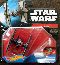 Star Wars/ Hotwheels/ Tie Fighter First Order Spezial Forces / Matell / OVP
