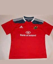 Men's Adidas Munster Rugby Union Shirt XXL
