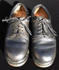 fbff93ce7 Vintage DR. MARTENS Made In ENGLAND 8053 Shoes Oxfords Black Men's UK ...