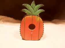 Décor Outdoor ~ Décor Pineapple Shape Birdhouse