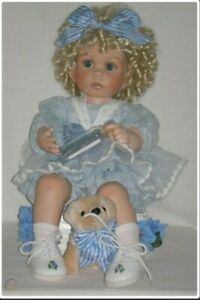 NEW Oceana by Cindy Marschner Rolfe LTD ED Porcelain doll Masterpiece Gallery