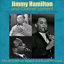 Jimmy Hamilton - Tribute to Barney Bigard & Russell Procope [New CD]