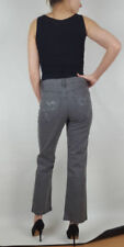 Damen-Jeans mit geradem Bein Hosengröße 38 mit Strass