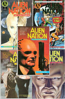 1990-91 Alien Nation TV Series Comic Book Collection- NOW Comics- Choice of 20+