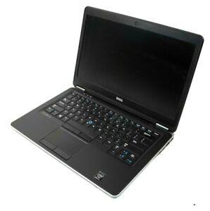 """Dell Latitude E7440 14"""" Intel i7-4600U 2.1GHz 8GB DDR3 WIN8COA No Battery HDD"""