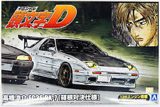 Aoshima 11560 Initial D R.Takahashi FC3S RX-7 1/24 scale kit