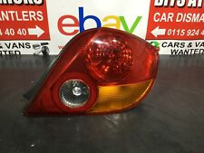 HYUNDAI COUPE REAR/TAIL LIGHT (DRIVER SIDE)  2.0I SE 3 DOOR COUPE 2001-2009