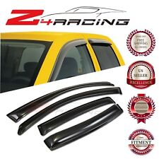 For 2000-2005 Buick Lesabre Vent Shade Guard Window Visors Deflector Smoke 4PC