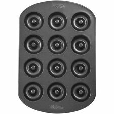 Wilton 12 Cavity Mini Doughnut Pan Baking Tray