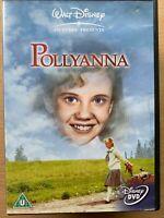 Pollyanna DVD 1960 Walt Disney Family Classic with Hayley Mills and Jane Wyman