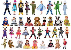 Baby & Toddler Costume Halloween Turtles,Spiderman,Batman,unicorn,paw,minnie,Wit